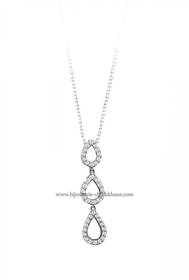 Bijoux en ligne Collier Diamants 27782