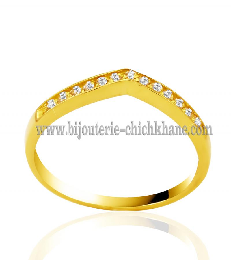 Bijoux Alliance Zircon 33567