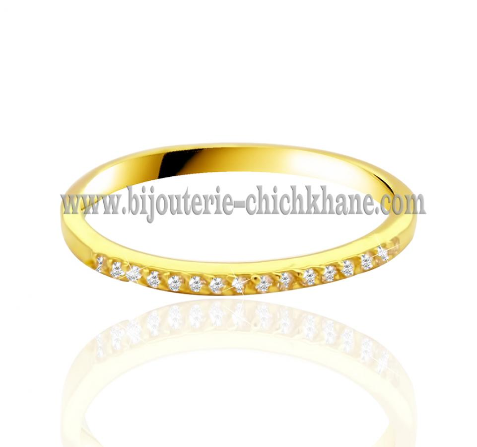 Bijoux Alliance Zircon 33992