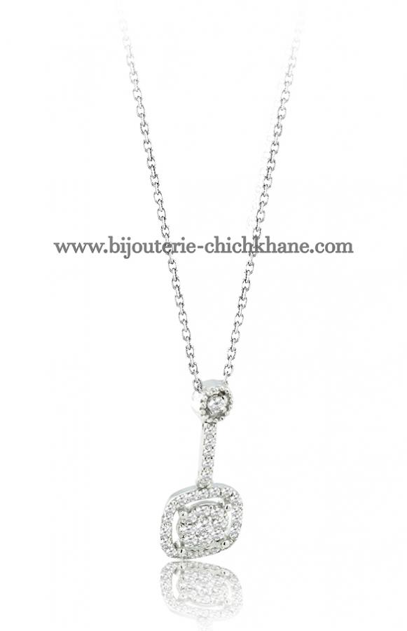 Bijoux en ligne Collier Diamants 42458