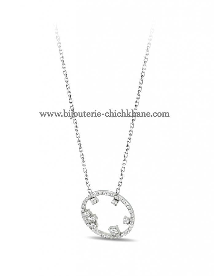 Bijoux en ligne Collier Diamants 42473