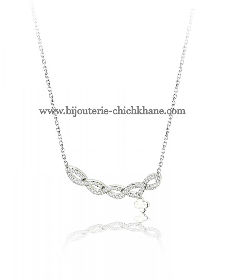 Bijoux en ligne Collier Diamants 42488