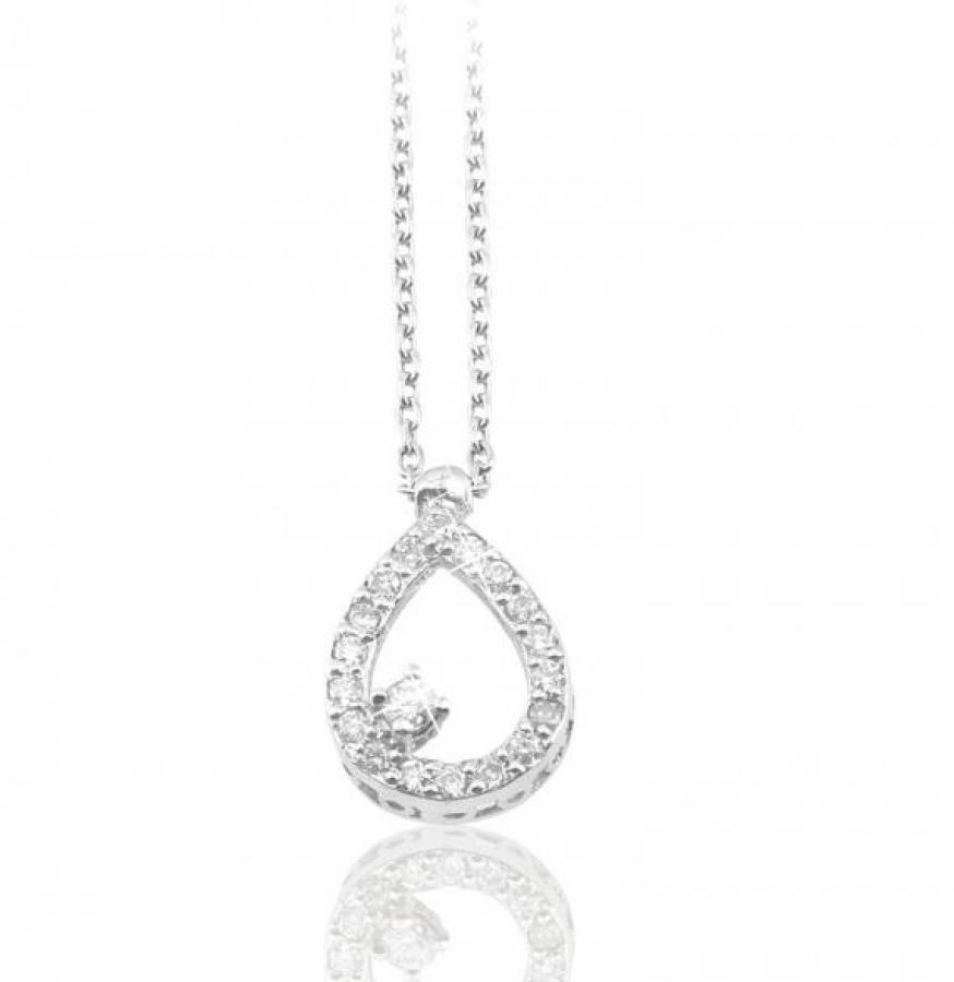 Bijoux en ligne Collier Diamants 42978
