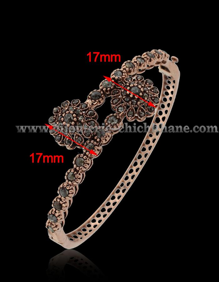 Bijoux en ligne Bracelet Diamants Rose ''Chichkhane'' 50658