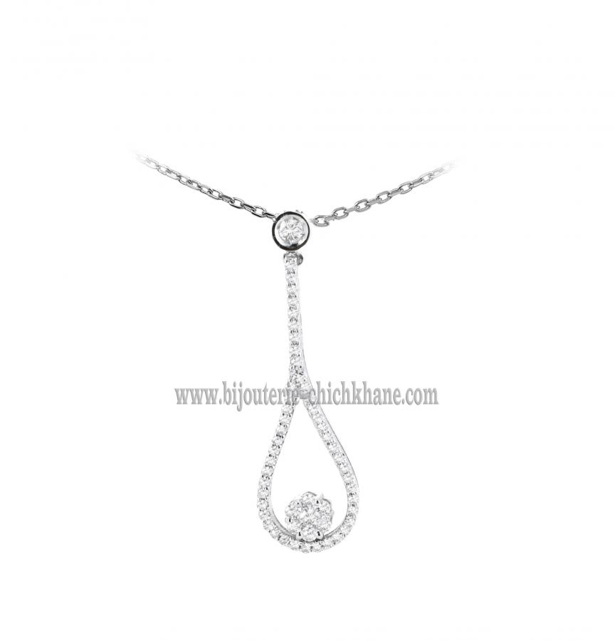Bijoux en ligne Collier Diamants 44029