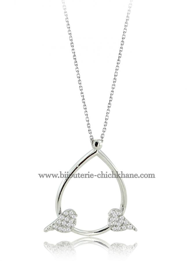 Bijoux en ligne Collier Diamants 44190