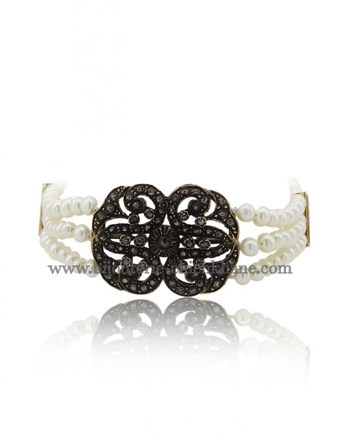 Bijoux en ligne Bracelet Diamants Rose ''Chichkhane'' 44374
