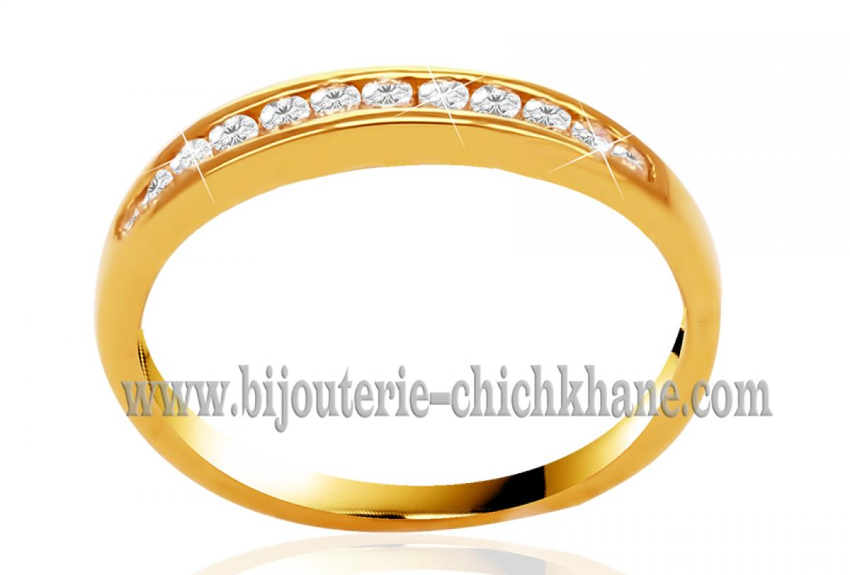 Bijoux Alliance Zircon 44648
