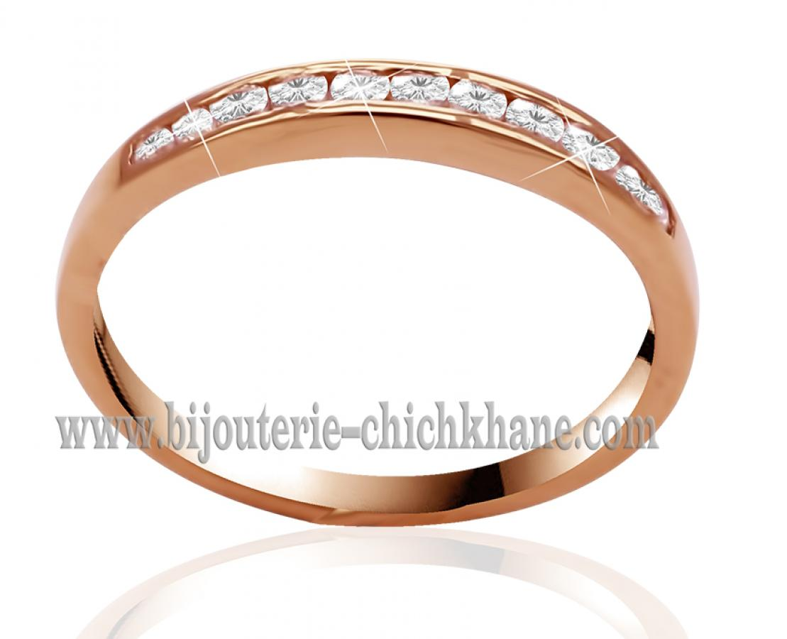 Bijoux Alliance Zircon 44649