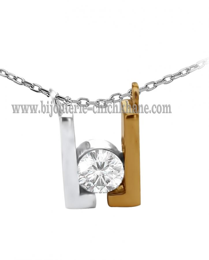 Bijoux en ligne Collier Diamants 44687