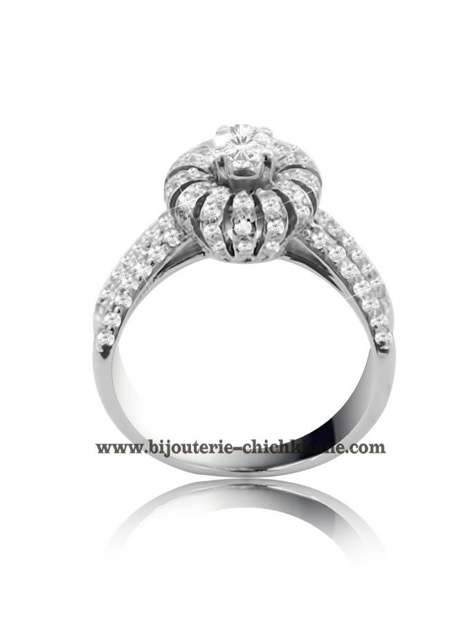 Bijoux Solitaire Diamants 45254