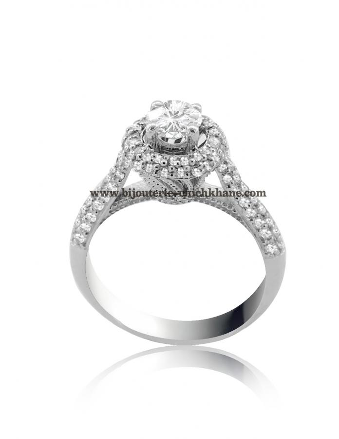 Bijoux Solitaire Diamants 45255