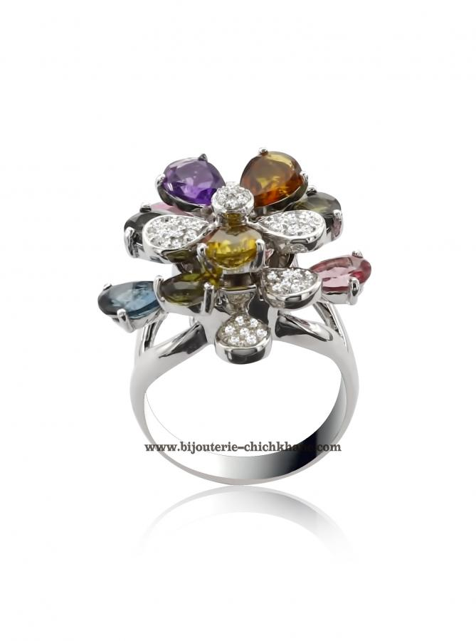 Bijoux Bague Diamants 45256