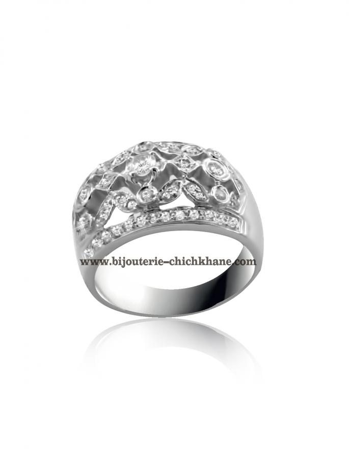 Bijoux Bague Diamants 45265