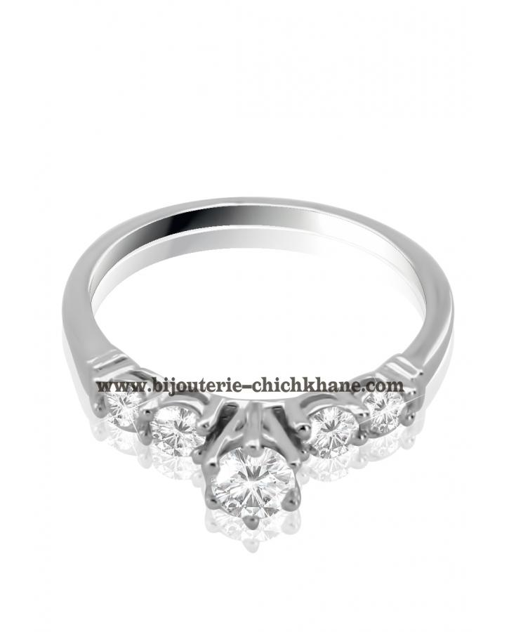 Bijoux Solitaire Diamants 45309