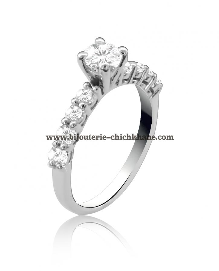 Bijoux Solitaire Diamants 45310