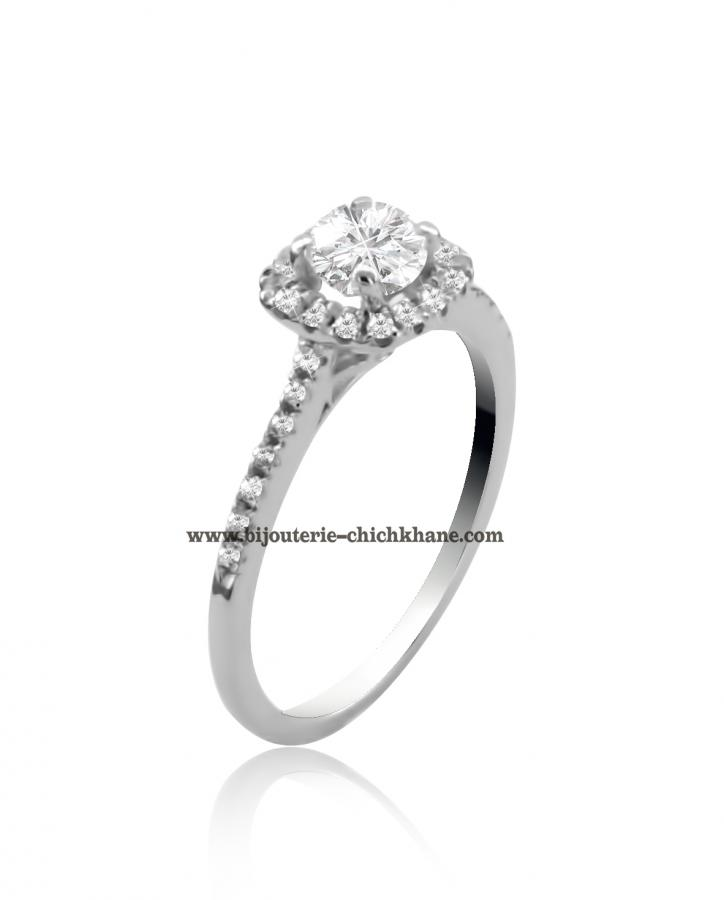 Bijoux Solitaire Diamants 45311