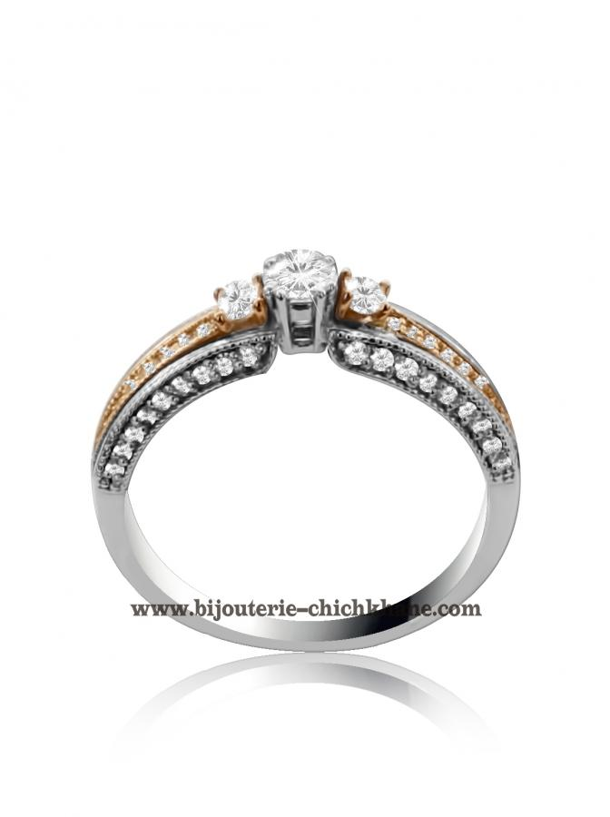 Bijoux Solitaire Diamants 45312