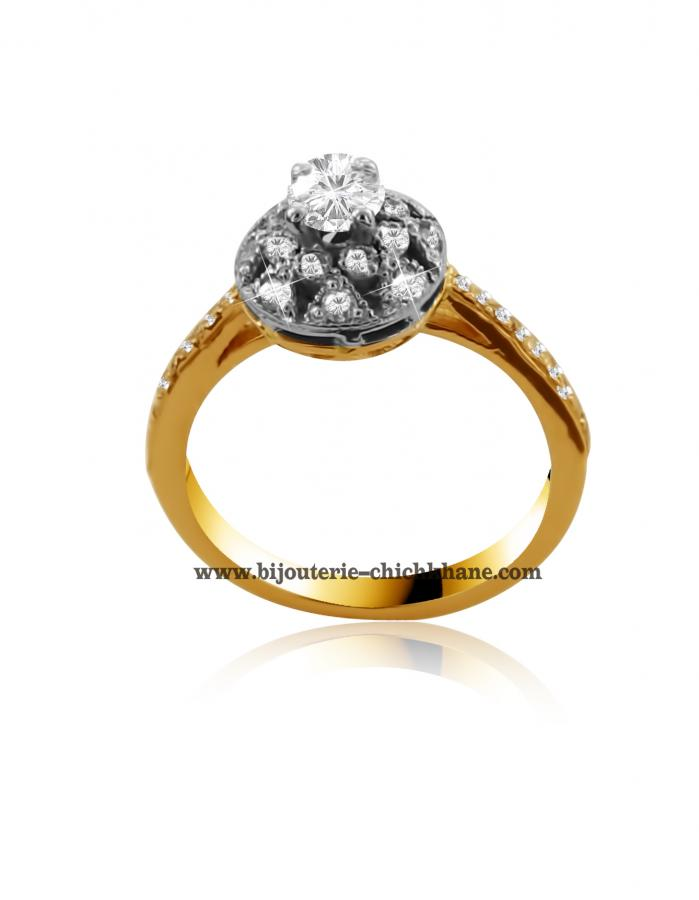 Bijoux Solitaire Diamants 45313