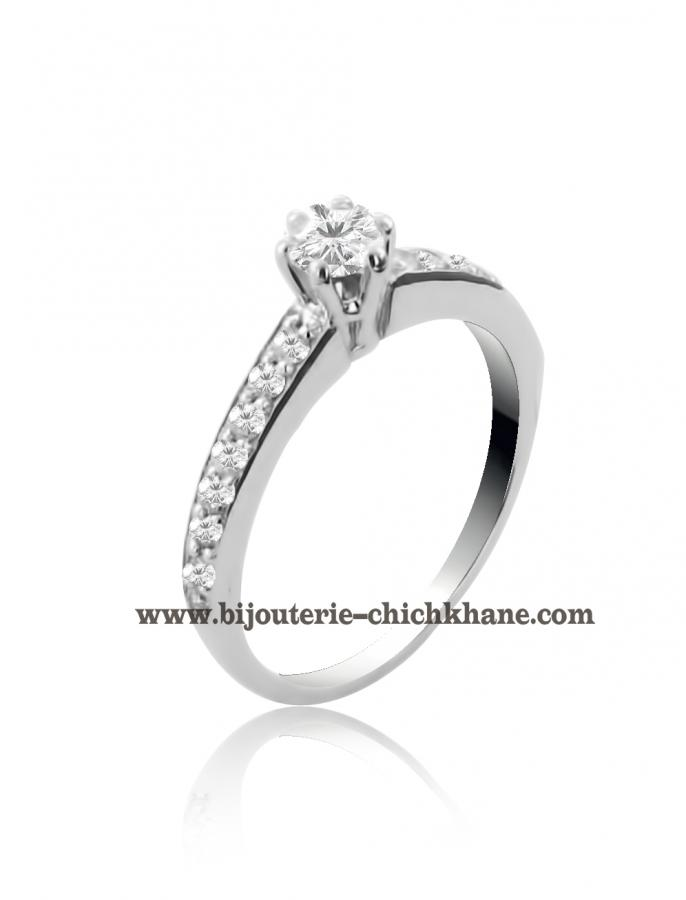 Bijoux Solitaire Diamants 45319
