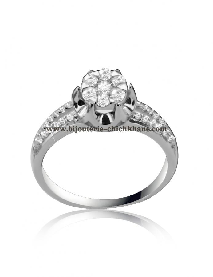 Bijoux Solitaire Diamants 45324