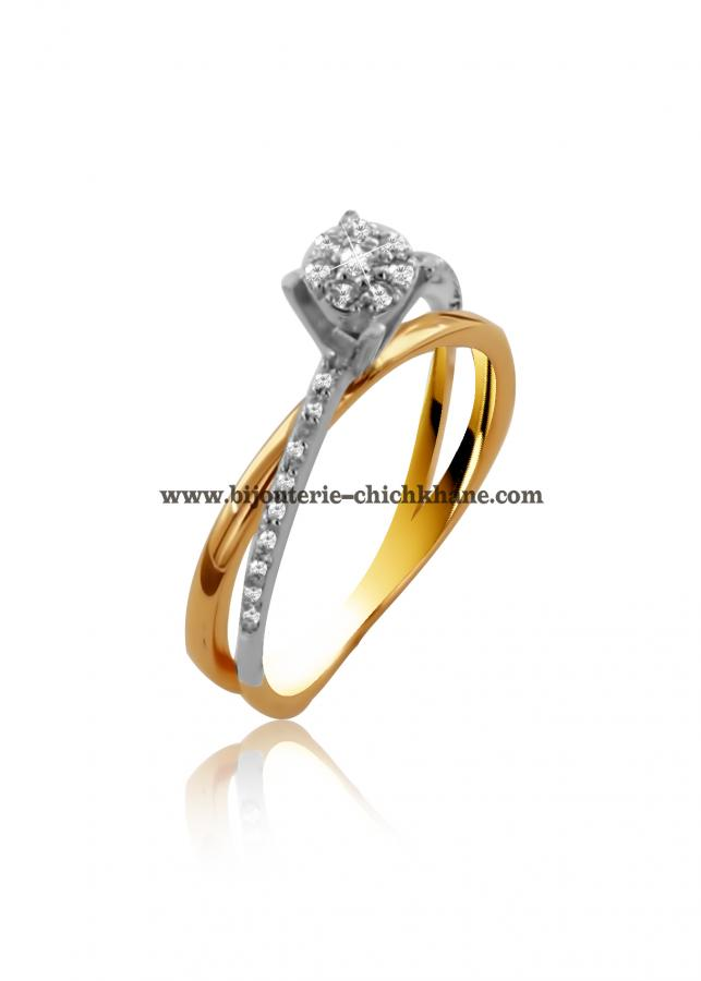 Bijoux Solitaire Diamants 45327