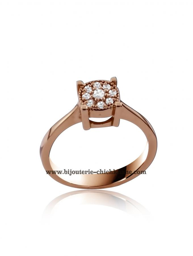 Bijoux Solitaire Diamants 45328