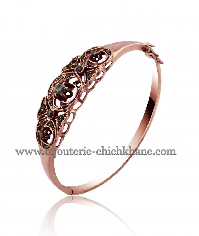 Bijoux en ligne Bracelet Diamants Rose ''Chichkhane'' 45971