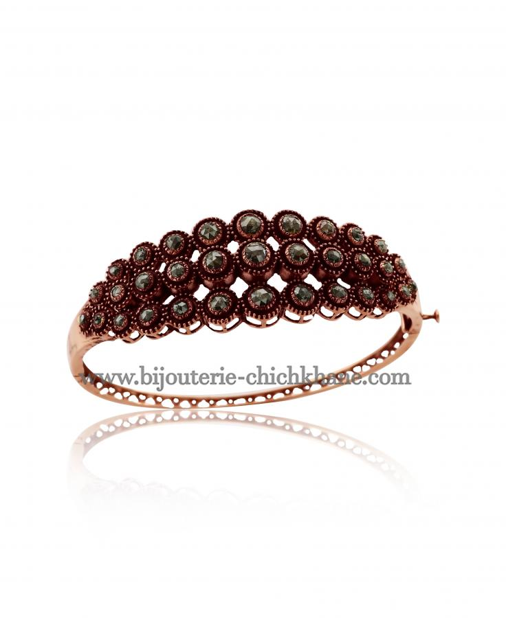 Bijoux Bracelet Diamants Rose ''Chichkhane'' 45972