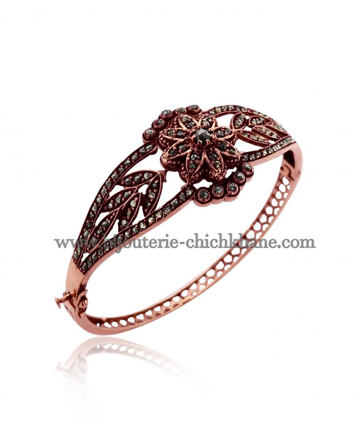 Bijoux Bracelet Diamants Rose ''Chichkhane'' 45977