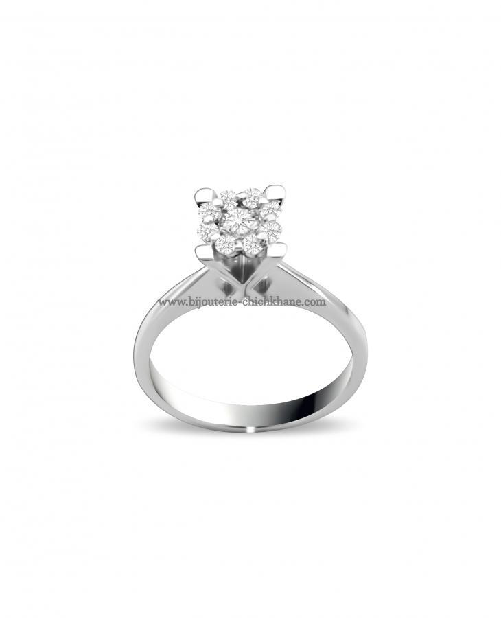 prix bague solitaire diamant tunisie