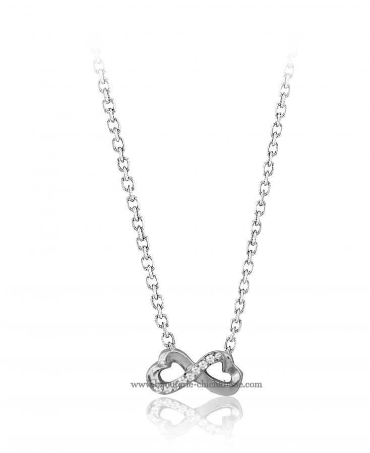 Bijoux en ligne Collier Diamants 46841