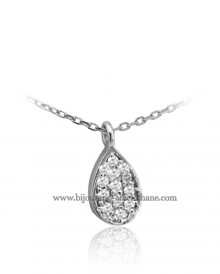 Bijoux en ligne Collier Diamants 46842