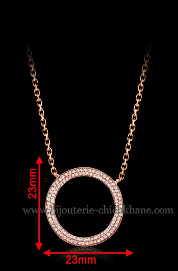 Bijoux en ligne Collier Diamants 46844