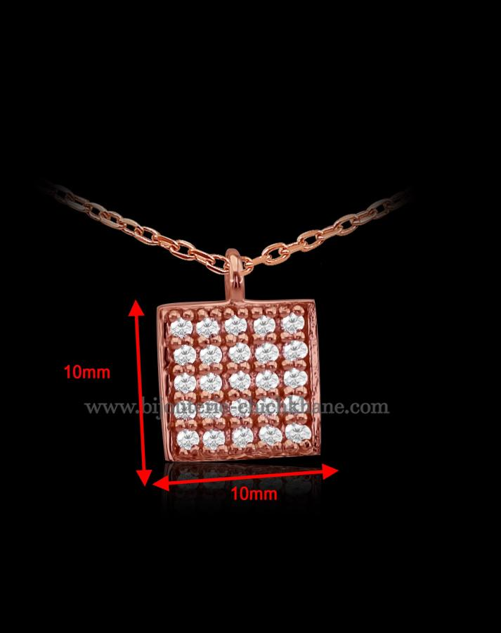 Bijoux en ligne Collier Diamants 46846