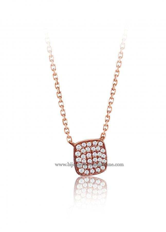 Bijoux en ligne Collier Diamants 46847