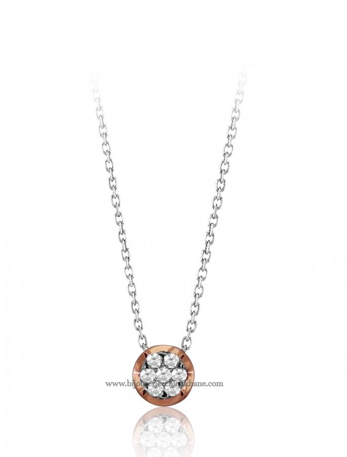 Bijoux en ligne Collier Diamants 47018