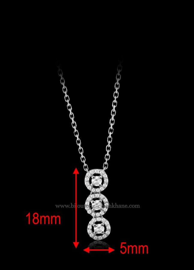 Bijoux en ligne Collier Diamants 47241