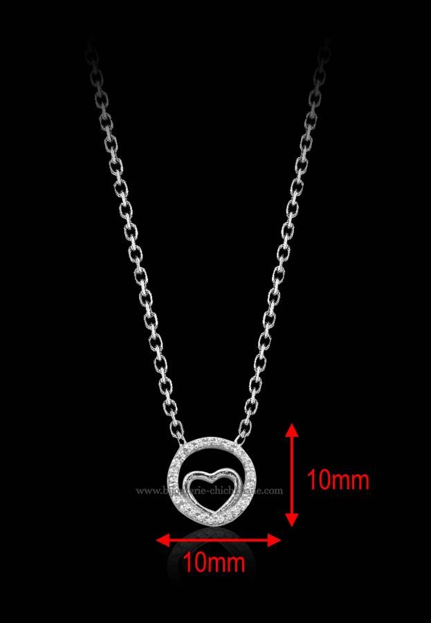 Bijoux en ligne Collier Diamants 47510