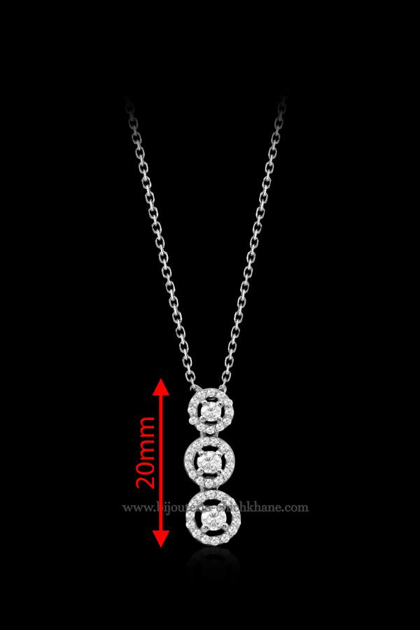 Bijoux en ligne Collier Diamants 47656