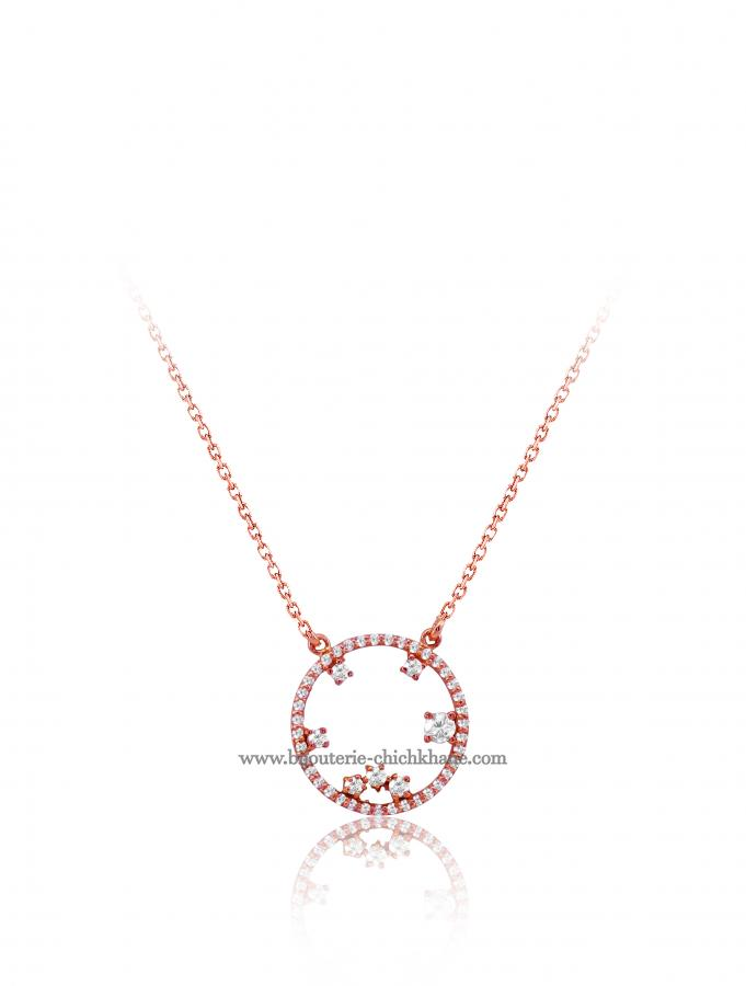 Bijoux en ligne Collier Diamants 47825