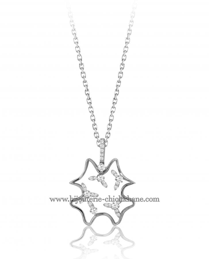 Bijoux en ligne Collier Diamants 47828