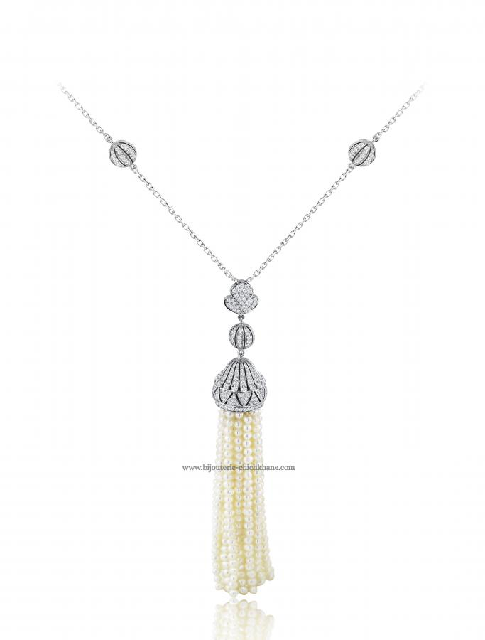 Bijoux en ligne Collier Diamants 47915