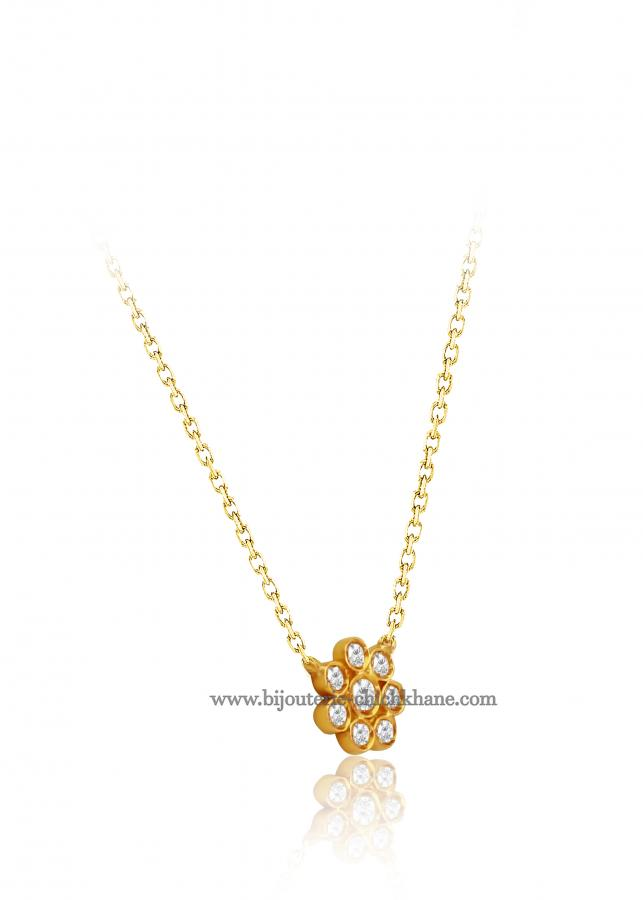 Bijoux en ligne Collier Diamants 47958