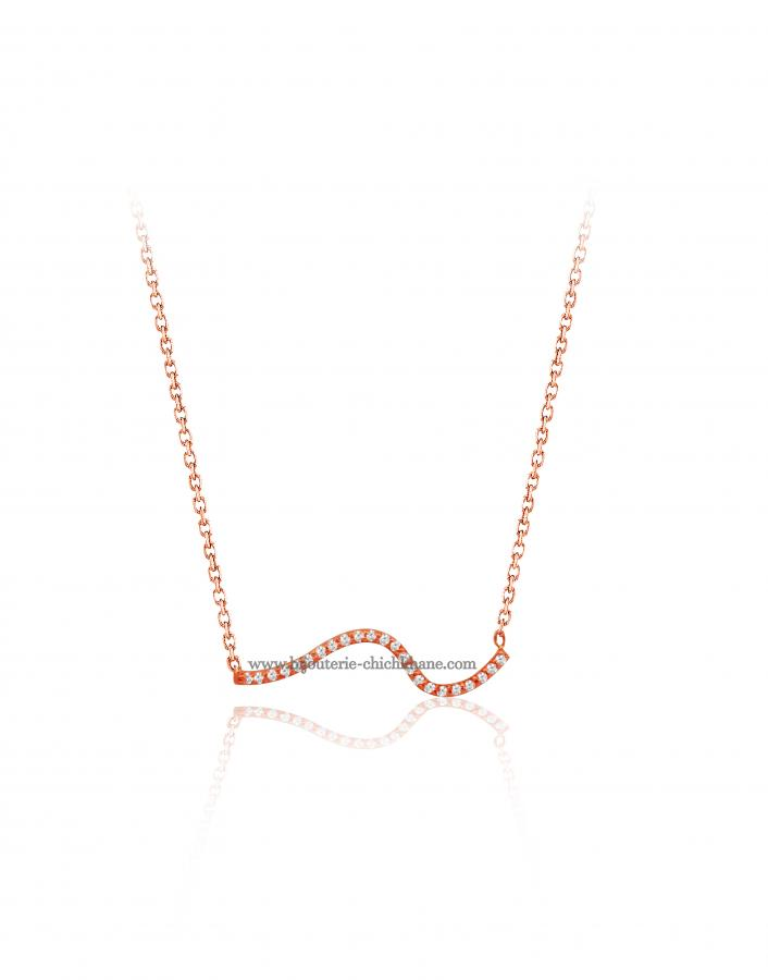 Bijoux en ligne Collier Diamants 47963