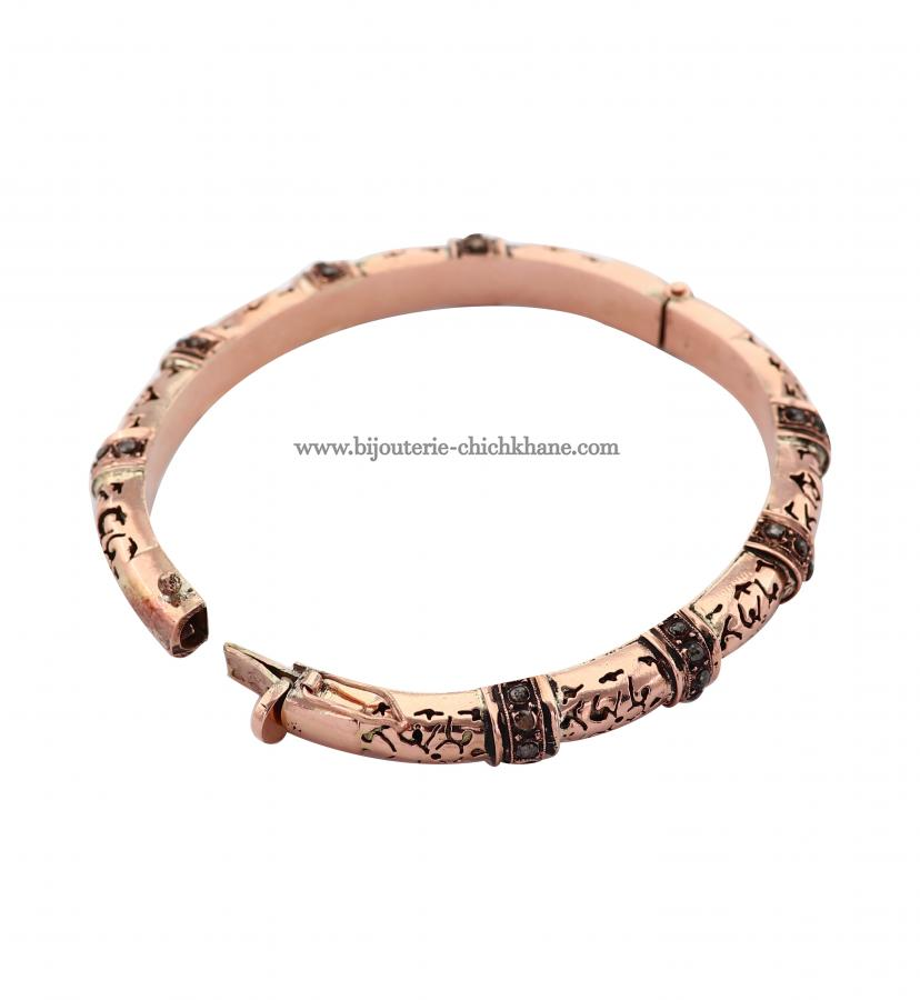 Bijoux en ligne Bracelet Diamants Rose ''Chichkhane'' 48009
