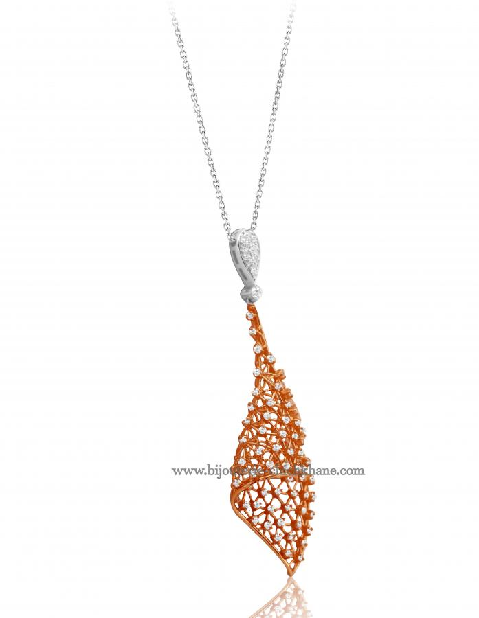 Bijoux en ligne Collier Diamants 48341