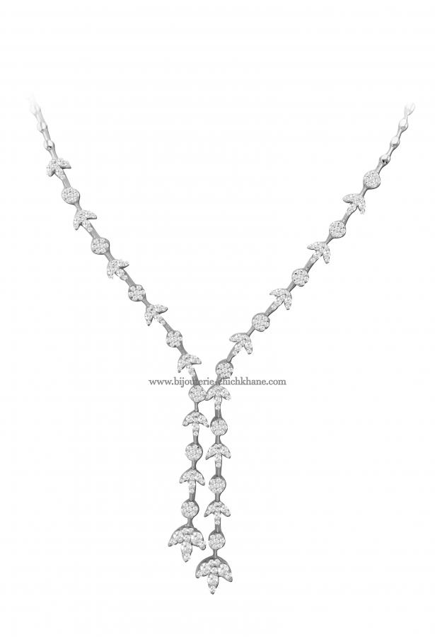 Bijoux en ligne Collier Diamants 48460