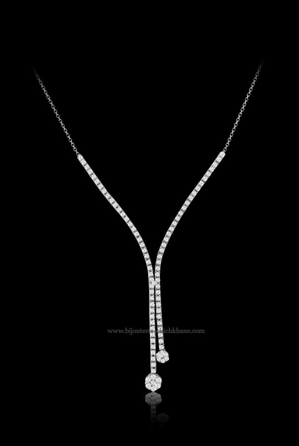 Bijoux en ligne Collier Diamants 48532
