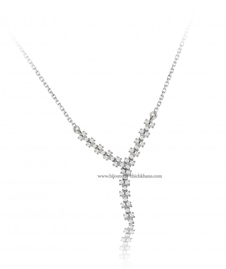 Bijoux en ligne Collier Diamants 48643
